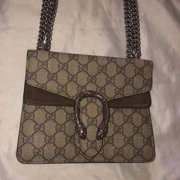Gucci Handbags - Gucci Dionysus bag mini